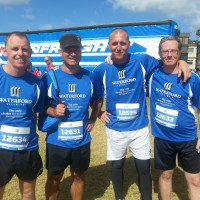 2015 Auckland Round The Bays team